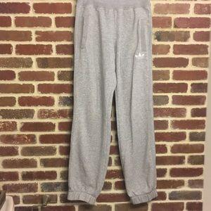 Adidas Gray Sweatpants, Joggers